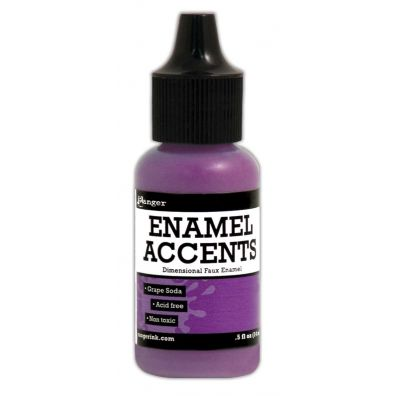 Ranger Enamel Accents – Grape Soda