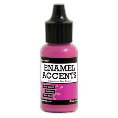 Ranger Enamel Accents – Wild Orchid