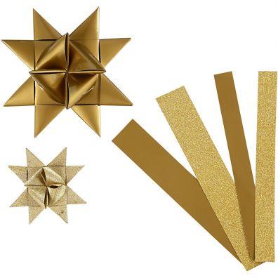 Vivi Gade Stjernestrimler B: 15+25 Guld