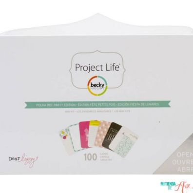 PL - Kits - Dear Lizzy - Polka Dot Party - Mini Kit