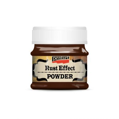 Pentart Rust Effect Powder 180 g