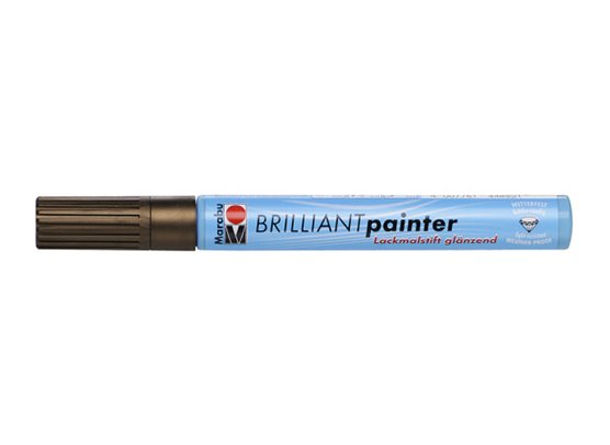 Marabu Brilliant Painter 2-4 mm - Kobber
