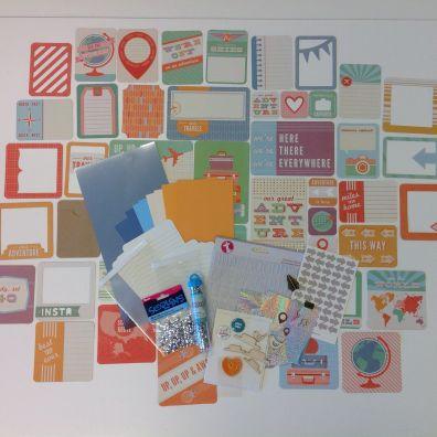 Juli Project Life Kit 2015