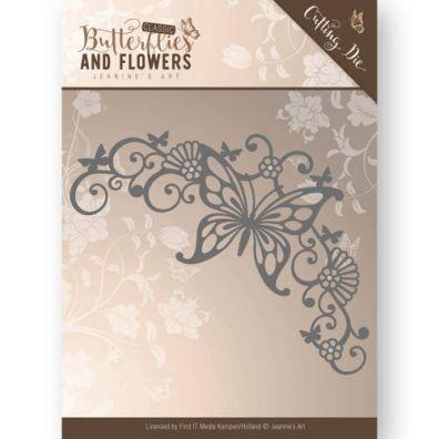 Jeanines Art Die - Butterfly Frame