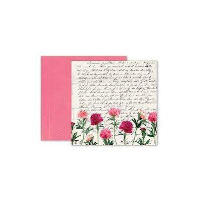 Pink Paislee Moonstruck - Paper 10 mønsterpapir