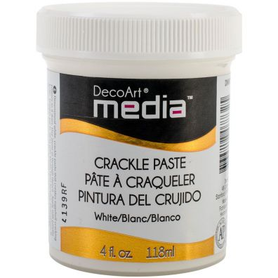 DecoArt Media - Crackle Paste