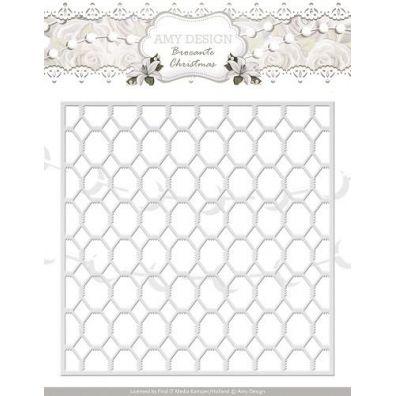 Amy Design Die - Wine Frame