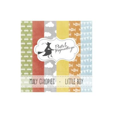 Piatek13 Little Boy Paper Pack