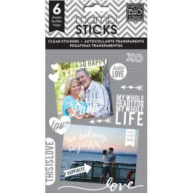 Me and My Big Ideas Mambi Stickers Book - True Love