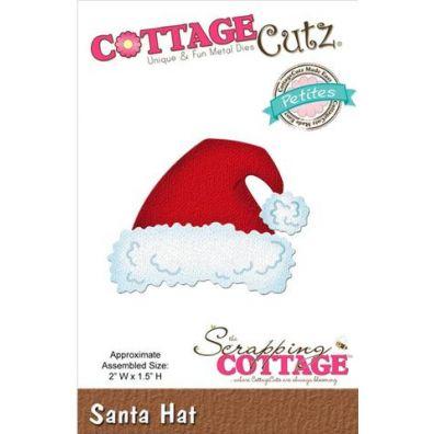 Cottage Cutz Dies Santa Hat