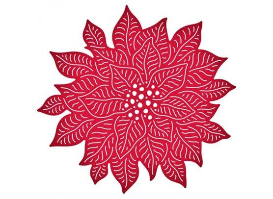 Cheery Lynn Design dies - 3D Poinsettia