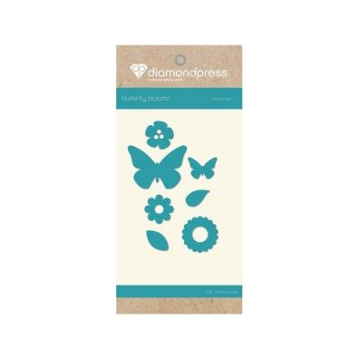 Diamond Press Dies - Butterflies