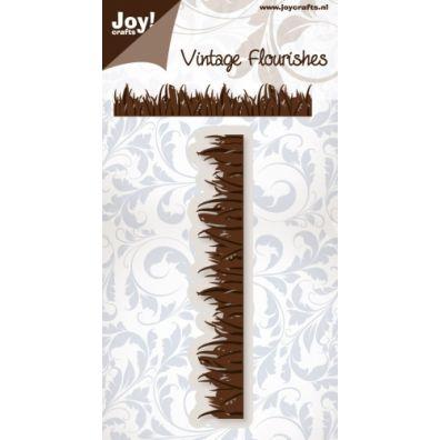 Joy Die - Vintage Flourishes Græs
