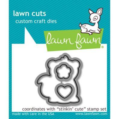 Lawn Fawn Dies - Stinkin Cute