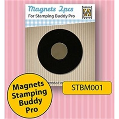 Stamping Buddy Magneter fra Nellie Snellen