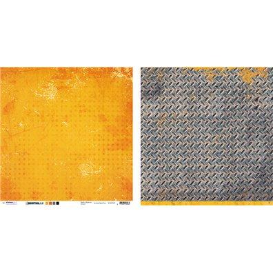Industrial 2.0 07 mønsterpapir fra Studio Light