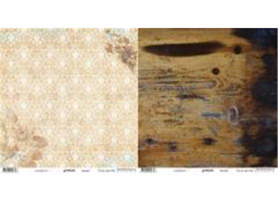 Woodlands - Rosehip Mønsterpapir fra Riddersholm Design