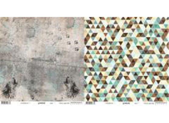 Woodlands - Wolf Mønsterpapir fra Riddersholm Design