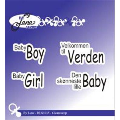 By Lene Stempler - Velkommen til Verden