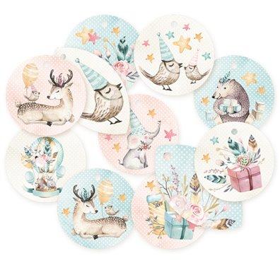 Piatek13 Cute & Co - Decoration Tags Set 1