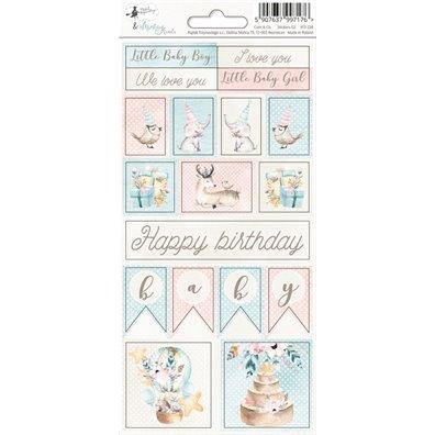 Piatek13 Cute & Co - Stickers 02