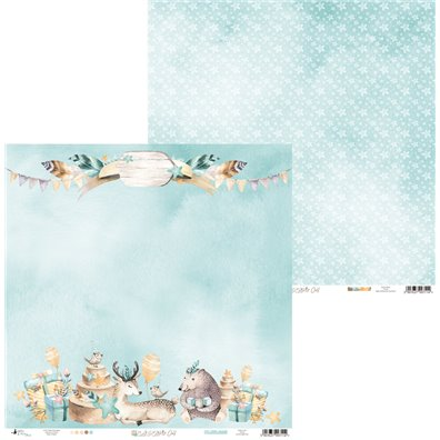 Cute & Co - 04 - Mønsterpapir fra Piatek13