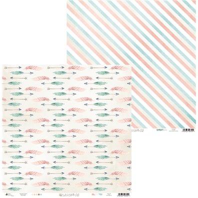 Cute & Co - 02 - Mønsterpapir fra Piatek13