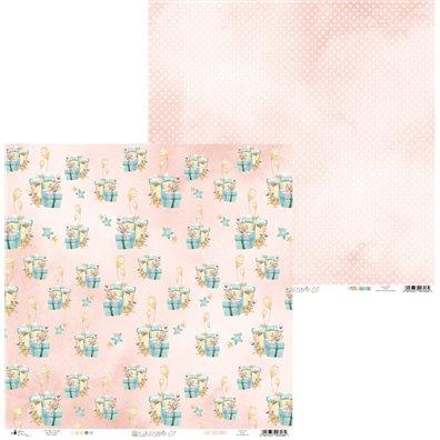 Cute & Co - 01 - Mønsterpapir fra Piatek13