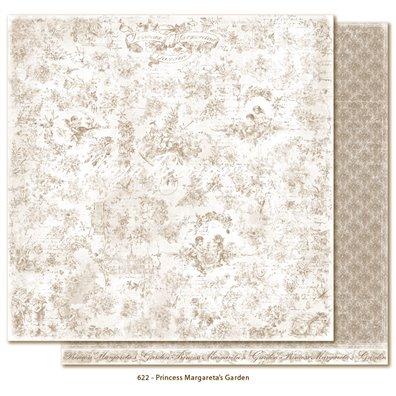 Sofiero - Princess Margareta's Garden Mønsterpapir fra Maja Design