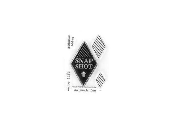 Florileges Design Clear Stamp - Snapshot
