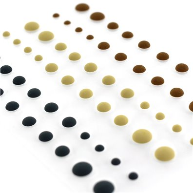 Florileges Design Enamel Dots - Coffee Time
