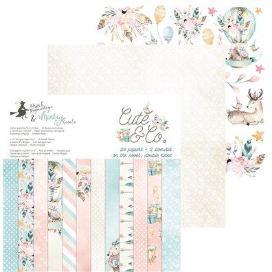 Piatek 13 Cute & Co. 6x6 paper pad