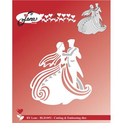 By Lene Dies - Dancing Wedding Couple