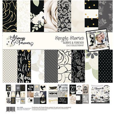 Simple Stories Always & Forever Collection Kit