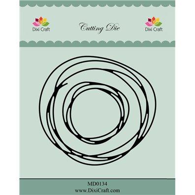 Dixi Craft Dies - Sketch Circle