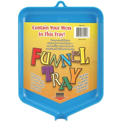 Bead Funnel Tray - 6x8""
