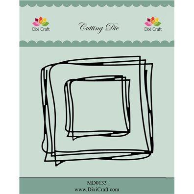 Dixi Craft Dies - Square Sketch