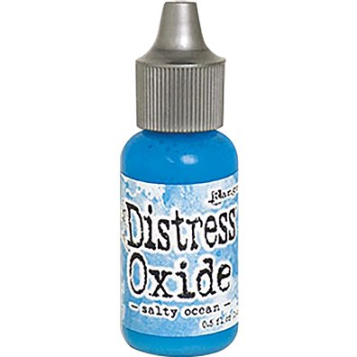 Distress Oxide Reinker - Salty Ocean
