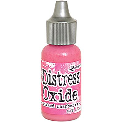 Distress Oxide Reinker - Picked Raspberry