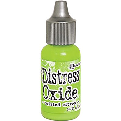 Distress Oxide Reinker - Twisted Citron