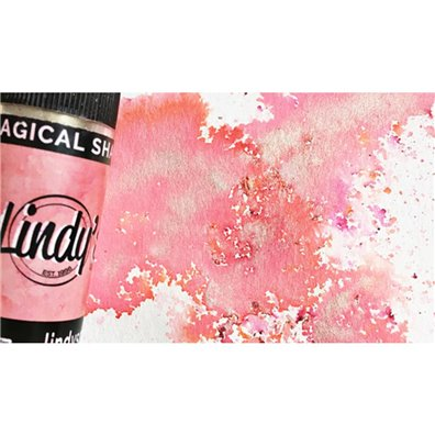 "Lindy's Stamp Gang - Magical Shakers ""Alpine Ice Rose"""