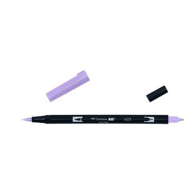 Tombow Dual Brush Pen - 623 Purple Sage