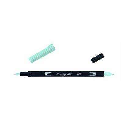 Tombow Dual Brush Pen - 491 Glacier Blue