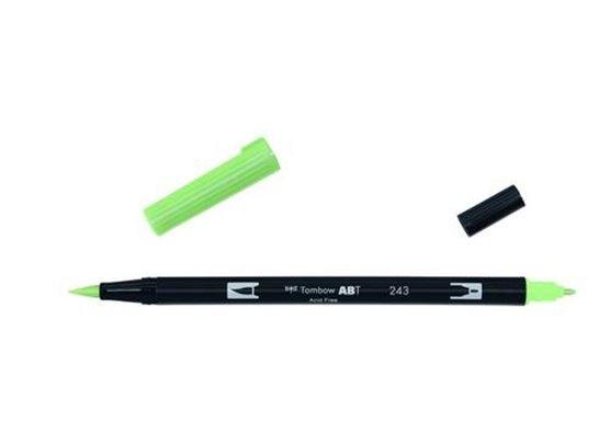 Tombow Dual Brush Pen - 243 Mint