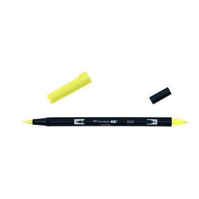 Tombow Dual Brush Pen - 062 Pale Yellow