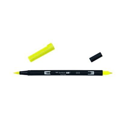 Tombow Dual Brush Pen - 055 Process Yellow