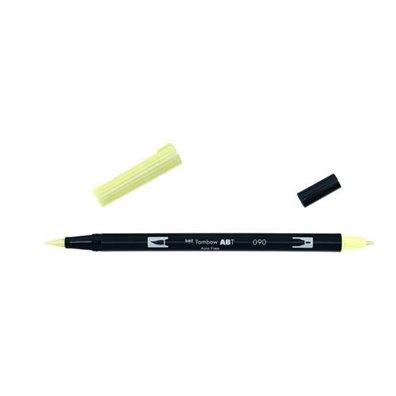 Tombow Dual Brush Pen - 090 Baby Yellow