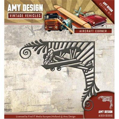 Amy Design Dies - Aircraft Corner