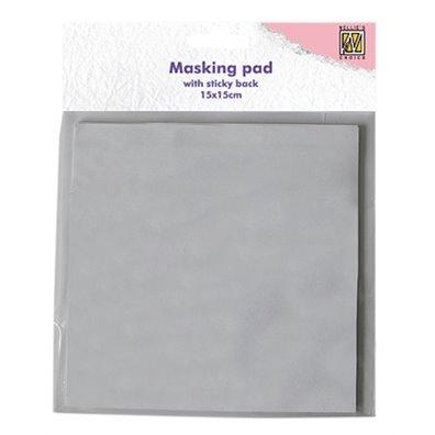 Nellie Snellen Masking Pad 15x15 cm.