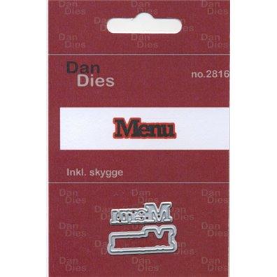 Dan Dies - Menu med Skygge